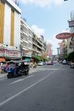 W Bangkok porcelanowy Miasteczko zdjęcie royalty free
