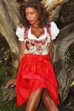 W Bavaria brazylijski piękno Zdjęcie Royalty Free