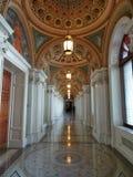 W bibliotece kongresu zdjęcia royalty free