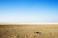 W Botswana Sowa Niecka Zdjęcie Stock
