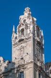W Budapest stary budynek fotografia royalty free