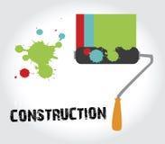 W budowie Obrazy Stock