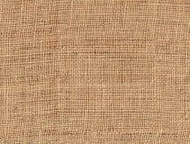 w burlap textured brown Zdjęcie Stock
