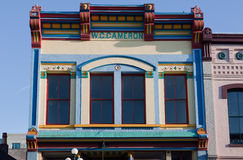 W C Cameron Store in Victoria Canada Stock Photography
