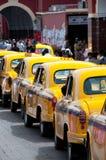 W Calcutta Wiktoria dworzec Zdjęcia Stock