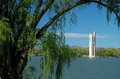 W Canberra krajowy Carillion Obraz Stock