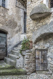 W Castelvecchio Di Rocca Barbena zdjęcie royalty free