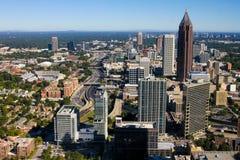 W centrum Atlanta, dziąsła obrazy stock