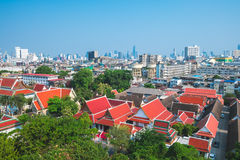 W centrum Bangkok Obraz Stock