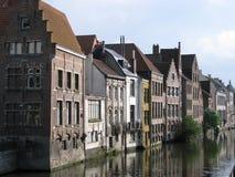 W centrum Bruges Zdjęcie Royalty Free