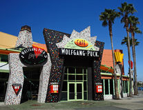 w centrum Disney krążek hokojowy Wolfgang Fotografia Stock