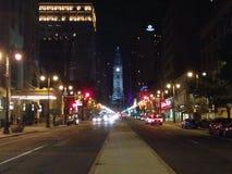 w centrum Filadelfii Obraz Stock