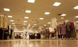 w centrum handlowym zakupów Zdjęcie Stock