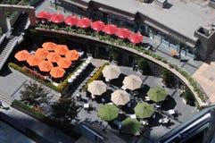 W centrum Los Angeles dzielnica biznesu Fotografia Stock