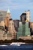 w centrum Manhattan Zdjęcie Royalty Free