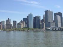 w centrum Manhattanu obraz royalty free