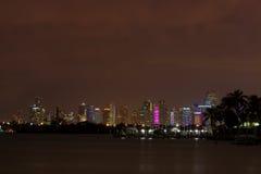 w centrum Miami Zdjęcie Stock