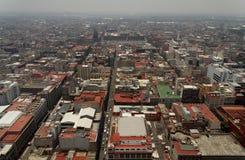 w centrum miasta Meksyk Zdjęcia Royalty Free