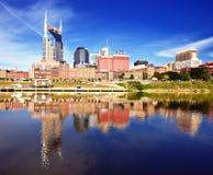 W centrum Nashville zdjęcia royalty free
