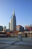 w centrum Nashville Tennessee fotografia stock