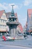 W centrum Oberstaufen Obrazy Royalty Free