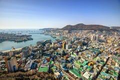 Busan, Południowy Korea Zdjęcia Stock