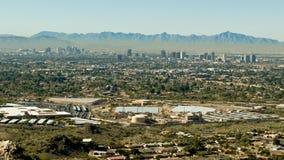 W centrum Phoenix Arizona Zdjęcie Stock