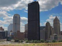 w centrum Pittsburgh Zdjęcia Royalty Free