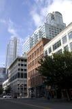 W centrum Seattle Zdjęcie Stock