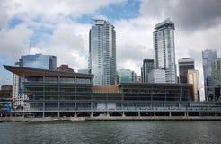 w centrum Vancouver Zdjęcie Stock