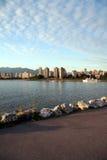 w centrum Vancouver Zdjęcia Royalty Free