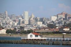 W centrum widok, San Fransisco, Kalifornia, usa Fotografia Stock