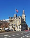W centrum Wooster Ohio obrazy royalty free