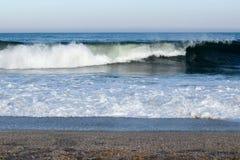Wącha morze i czuje niebo! Obrazy Royalty Free