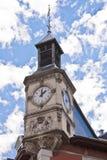 W Chambery zegarowy wierza Zdjęcie Royalty Free