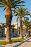 W Chorwacja Unesco Dziedzictwo Trogir fotografia royalty free