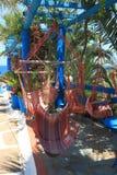 W cieniu drzewa Zdjęcie Stock