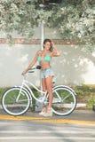 W ciepłym Floryda świetle słonecznym Zdjęcie Royalty Free