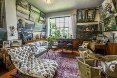 W Claude Monet nieruchomości Zdjęcia Royalty Free