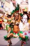 W Coburg samba karnawał 9 zdjęcia royalty free