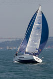 W Collection Sailing Cup Bosphorus 2011 Royalty Free Stock Photography
