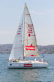 W Collection Sailing Cup Bosphorus 2011 Stock Images