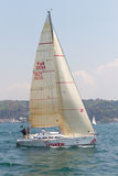 W Collection Sailing Cup Bosphorus 2011 Royalty Free Stock Image