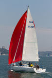 W Collection Sailing Cup Bosphorus 2011 Royalty Free Stock Photos