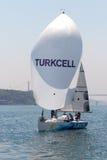 W Collection Sailing Cup Bosphorus 2011 Stock Photos