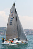 W Collection Sailing Cup Bosphorus 2011 Stock Photos