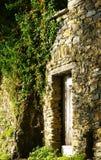 W Corsica stary dom Zdjęcia Stock