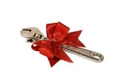 w czerwonym klucza łuk zdjęcie royalty free