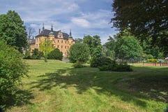 ³ W de Kliczkà de château Photographie stock