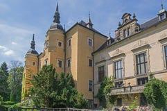 ³ W de Kliczkà de château Image libre de droits
